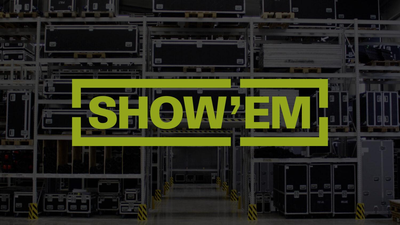 SHOWEM  - Corporate design